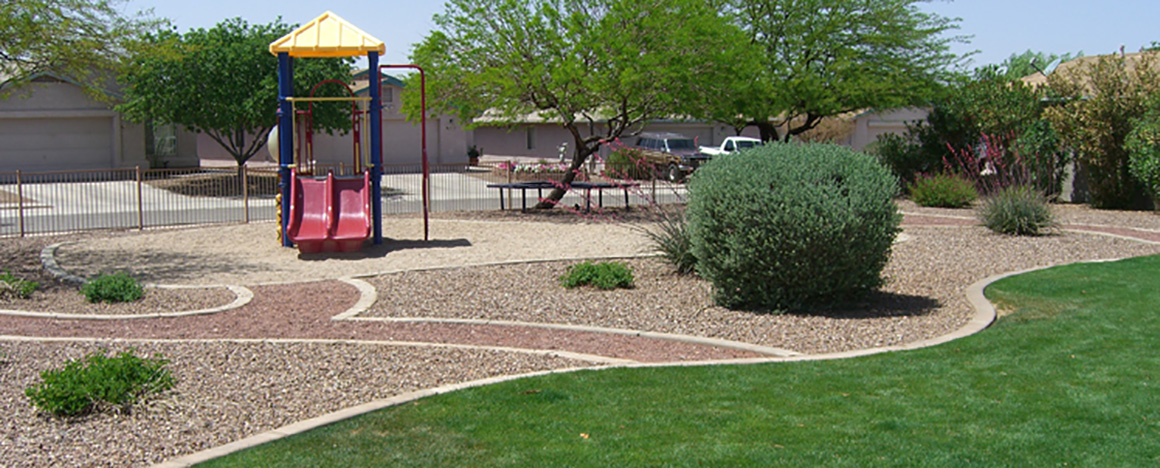 Installed and Maintained Park