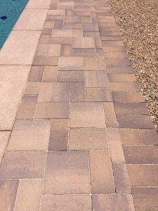 Seville Pavers, 3 Piece