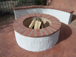 Small Wood Burning Fire Pit